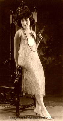 Woman in the 1920s