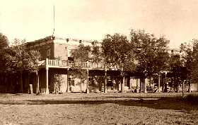 St James Hotel, Cimarron, New Mexico