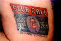 Club Cafe Tatoo