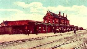 Springfield's Frisco Depot