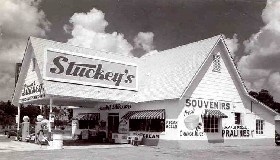 Vintage Stuckey's in Florida