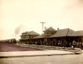 Vinita, Oklahoma Depot