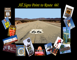 All Signs Point to Route 66
