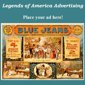 Legends of America Advertising