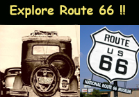 Travel Route 66!