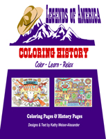 Legends of America's Coloring History