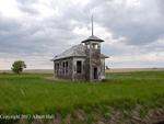 Church on the Prarie Near Havre Montana, Albert Hall