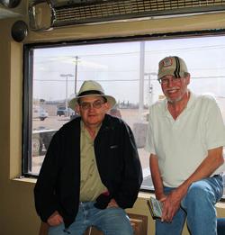 Jim Hinckley and David Fisk