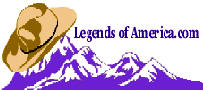 Legends of America Logo