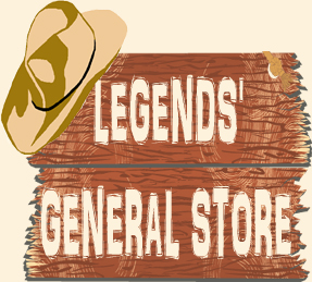 Legends' General Store Logo
