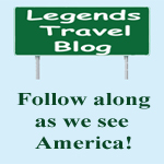 Follow Legends' travels on our Blog!