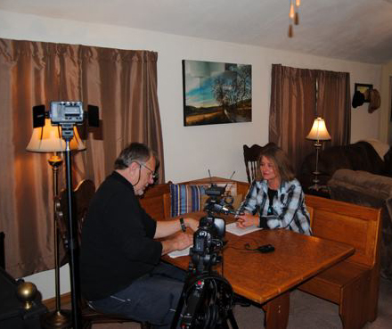 Kathy Weiser-Alexander sits down with Ron Meyer of Centre Communications for Ghost Towns: America's Lost World