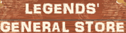 Save 20% in Legends' General Store
