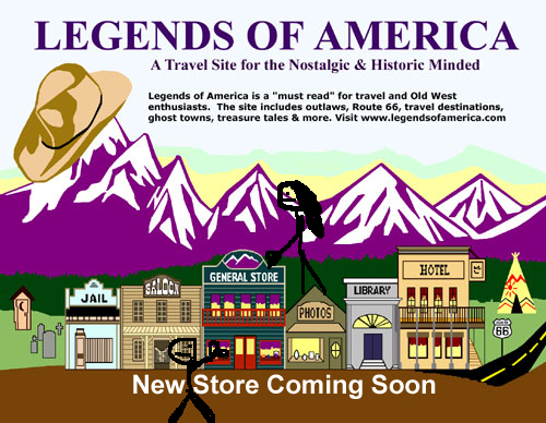 Legends New Rocky Mountain General Store is Under Construction