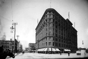 Brown Palace Hotel in 1892