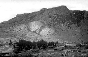 Cimarron, Colorado, 1893