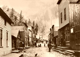 Creede, Colorado, 1892