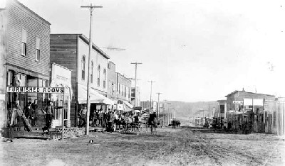 Cripple Creek, Colorado, 1890