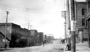 Bennett Avenue Cripple Creek between 1895 and 1900