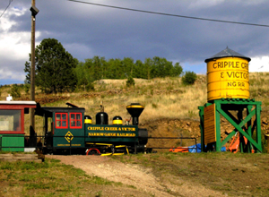 Cripple Creek-Victor Railroad