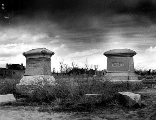 Haunted Cheesman Park in Denver, Colorado