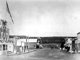 Fraser, Colorado in 1907