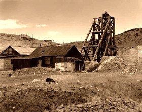 The Gold Coin Mine in 1930.