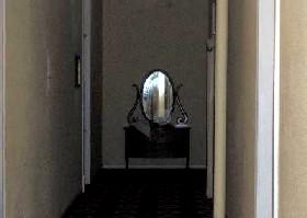 Colorado Hotel Hallway