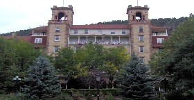 Hotel Colorado today