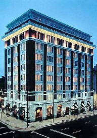 Hotel Teatro, Denver,Colorado