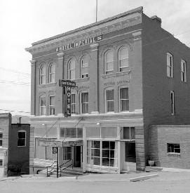 Imperial Hotel in Cripple Creek, Colorado