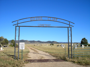 Silver Cliff, Colorado Cemetery