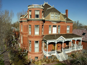Lumber Baron Inn, Denver, Colorado