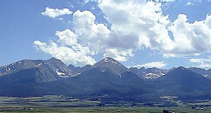 wet mountain, colorado