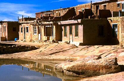 Acoma Pueblo today photo