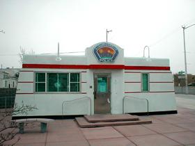 Albuquerque valentine diner
