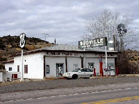 Budville Trading Company, New Mexico