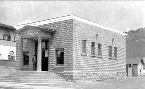 Dawson, New Mexico Bank