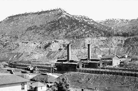 Dawson Coke Ovens, New Mexico, 1920