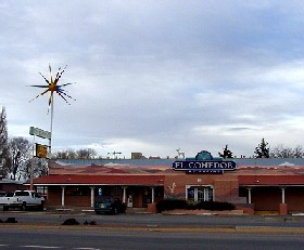 El Comedor Restaurant in Moriarty, New Mexico