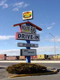Route 66 Drive-In, Gallup, New Mexico
