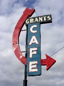Grants Cafe in Grants, New Mexico