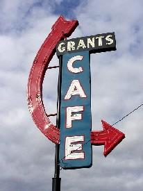 Grants Cafe in Grants New Mexico