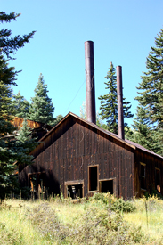 Klondike Mine, Idlewild, New Mexico