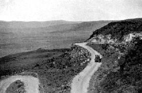 La Bajada Hill