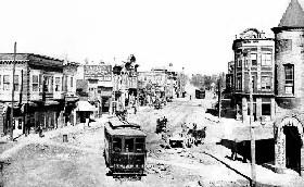 Vintage Las Vegas, New Mexico