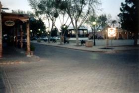 Mesilla, the Plaza, 2004