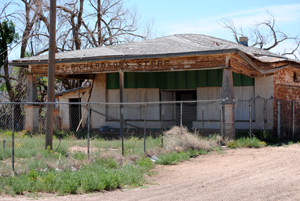 Richardsons Store in Montoya, New Mexico