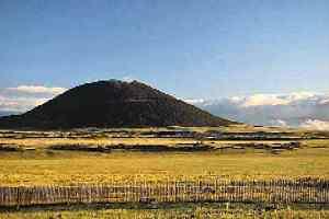 Mt. Capulin, new Mexico