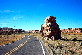Owl Rock New Mexico